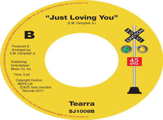 Tearra - Just Loving You