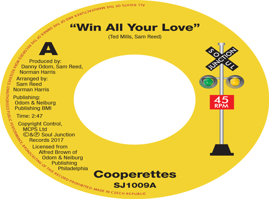 The Cooperettes - Win All Your Love