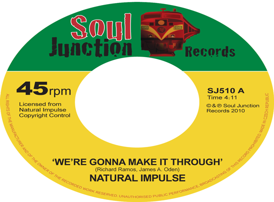 Natural Impulse - We're Gonna Make It Through